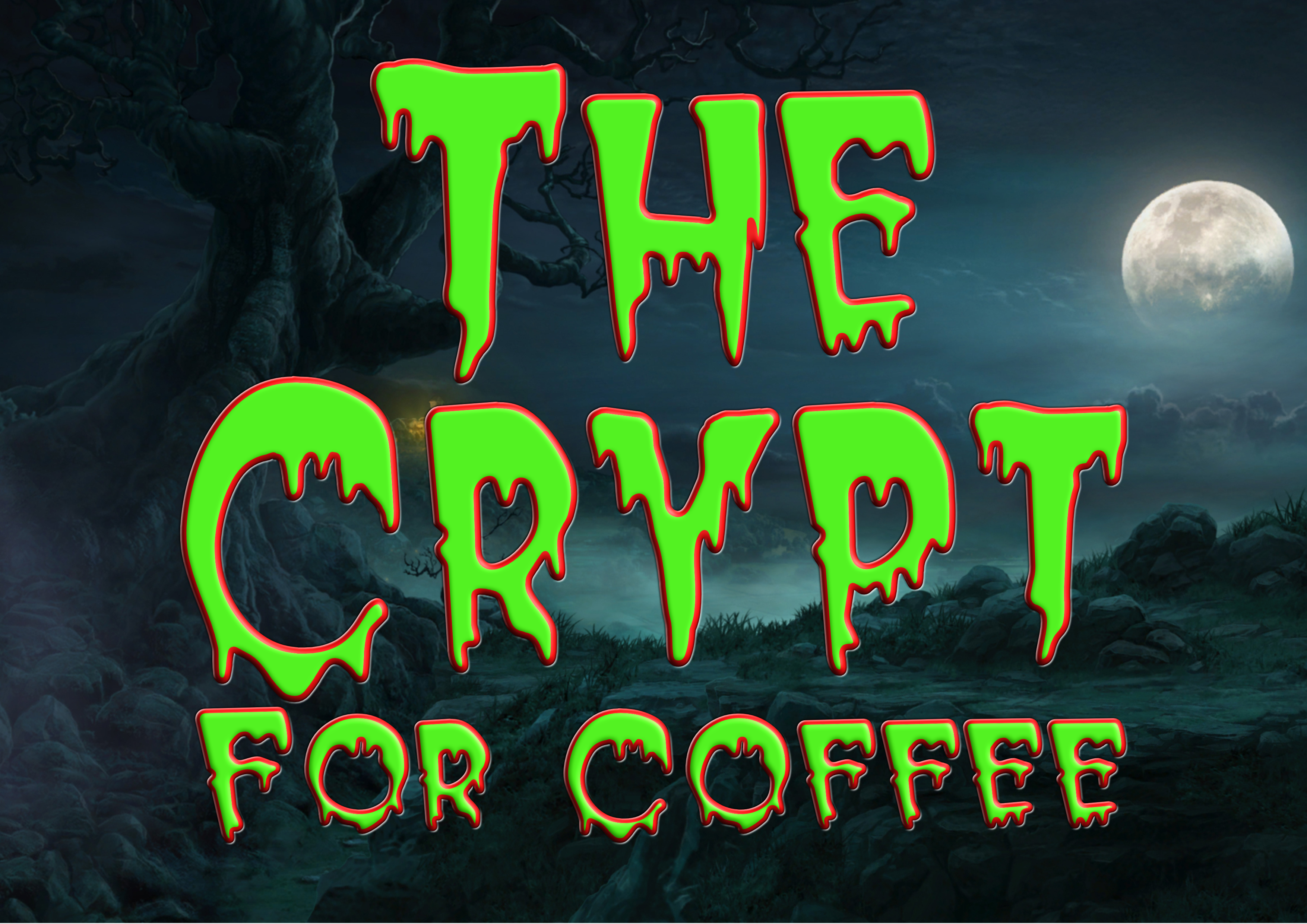Crypt Coffee Chat
